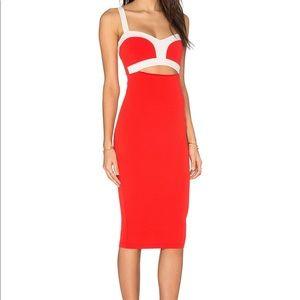 Nookie Red Dress